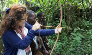 Uganda Gorilla Safaris - Batwa Trail in Mgahinga