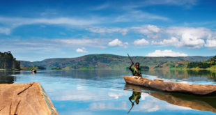 Tourist Activities on Lake Bunyonyi