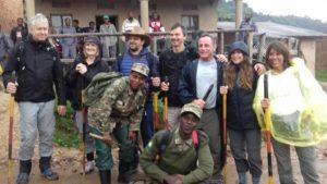 2 Days Gorilla Trekking in Volcanoes Park Rwanda