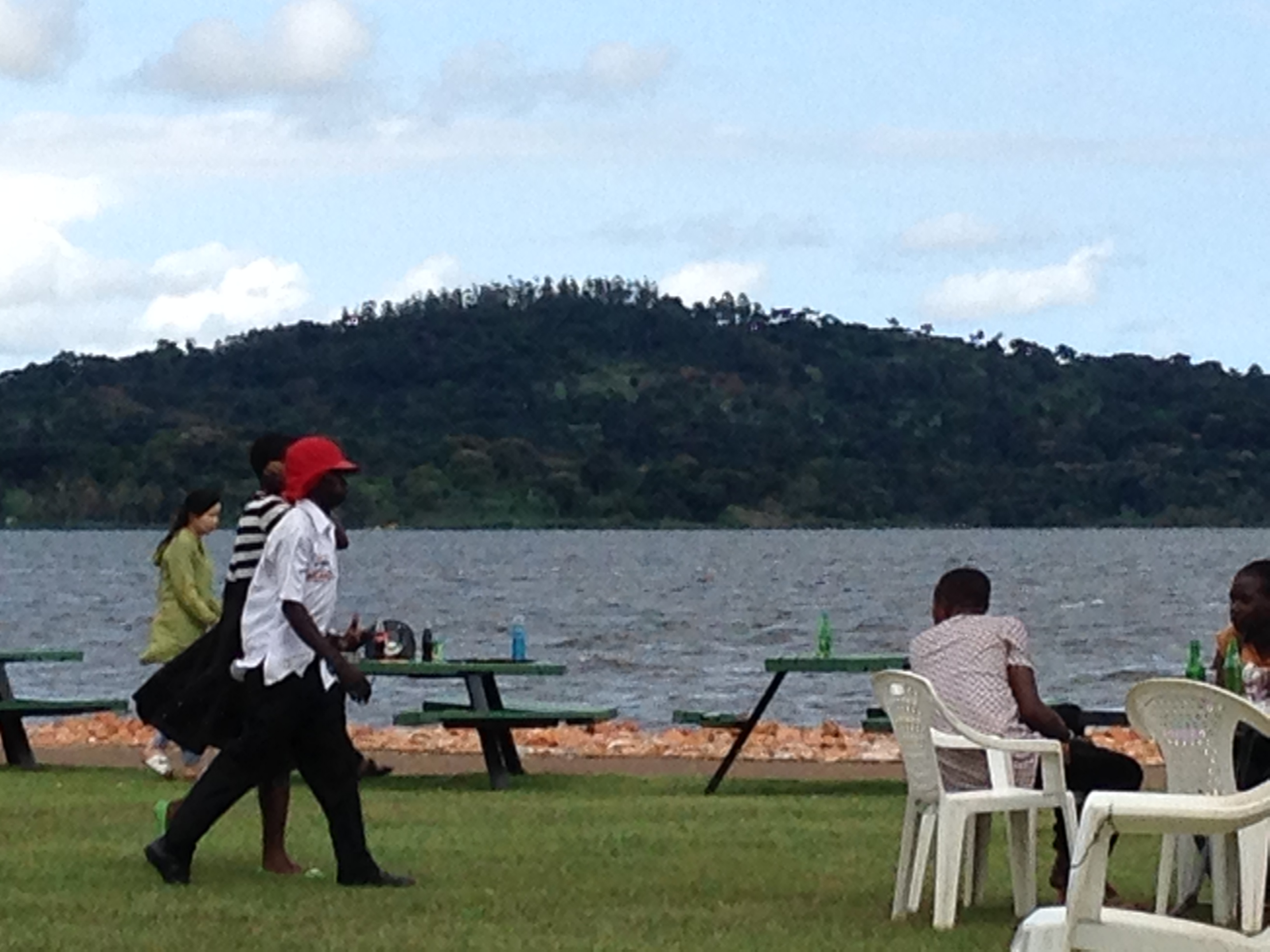 1 Day Fishing Tour Uganda with Katona Tours in Lake Victoria