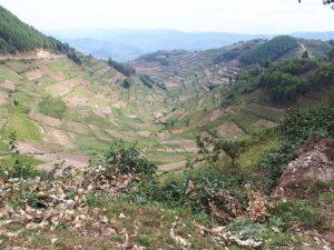 Muhabura Volcano trekking