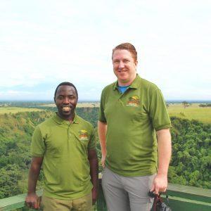 Kyambura Gorge Chimpanzee Trekking