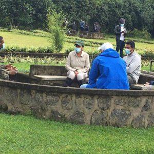 Dian Fossey Grave fund