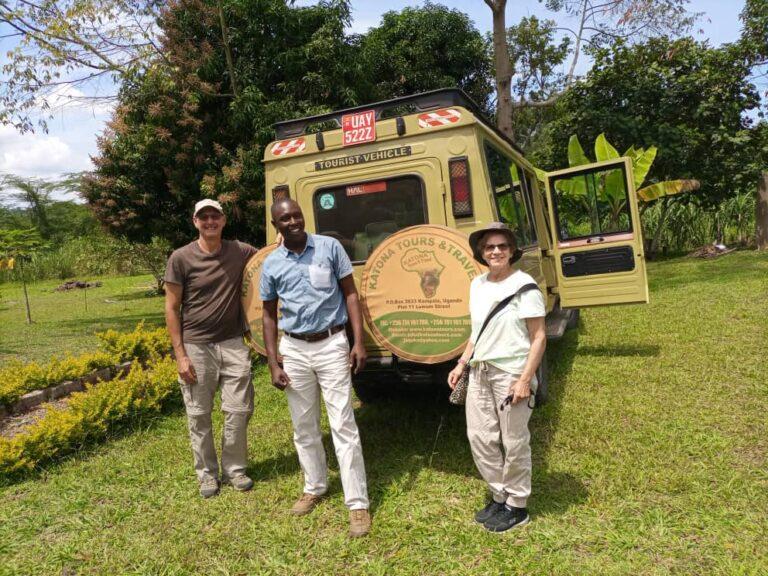 Is Uganda good for safari?