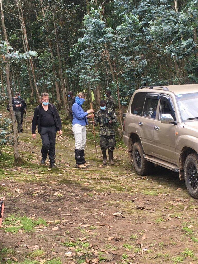 Is it safe to go gorilla trekking in Rwanda?